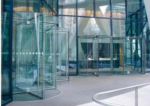 стальные входные двери в общественные здания