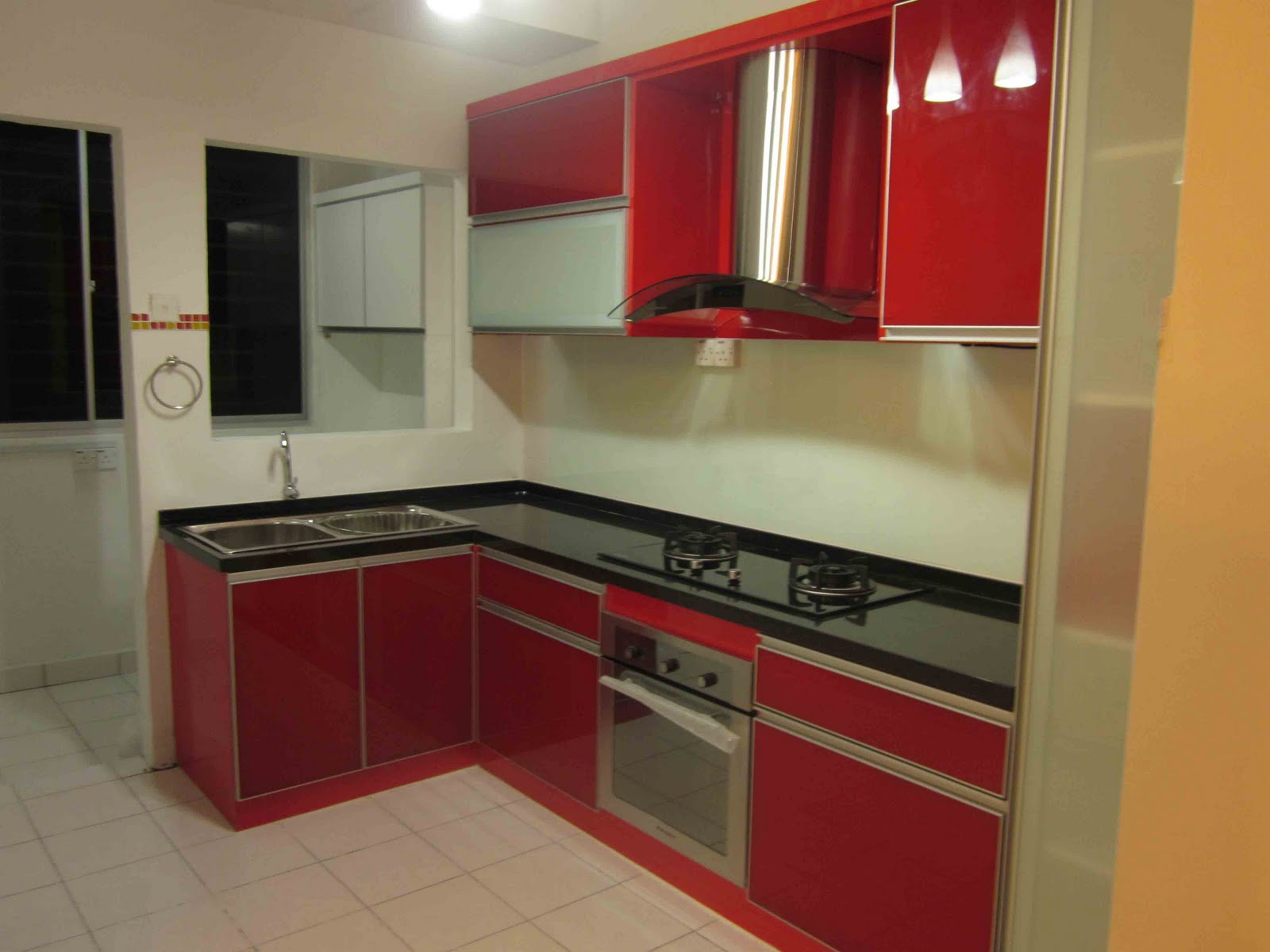 Amazoncom Red  Kitchen Islands amp Carts  Kitchen